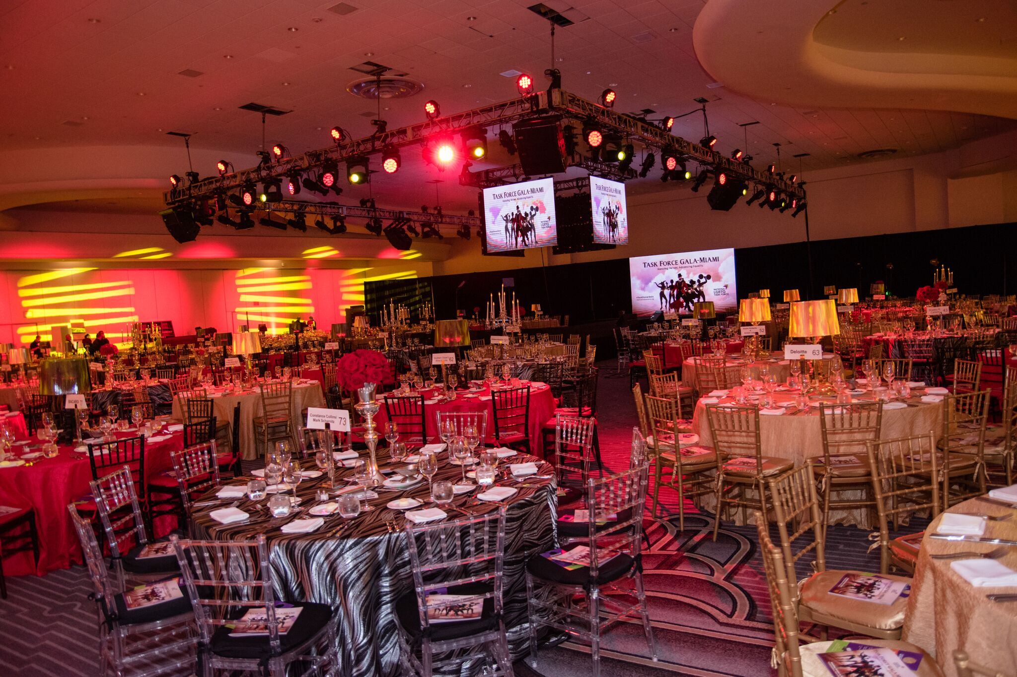 Event - Task Force Gala Miami