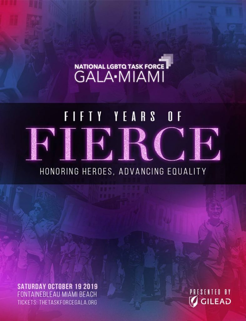 Fifty Years of Fierce