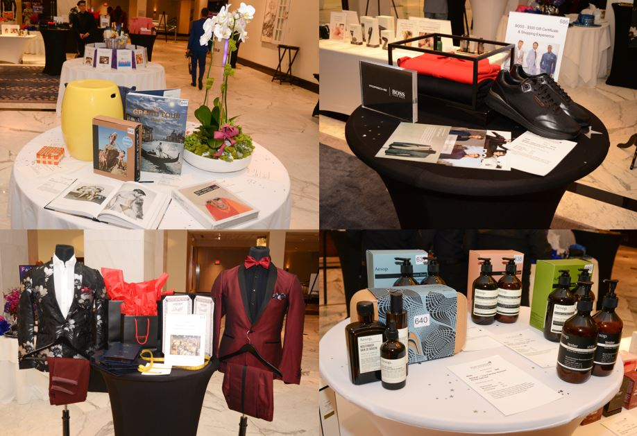 Task Force Gala Silent Auction